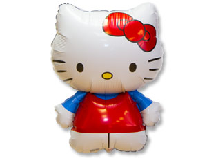 Шар фигура Hello Kitty